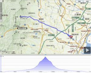 route-asakehutte